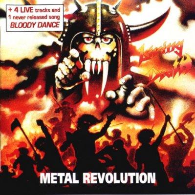 Living Death - Metal Revolution 1985