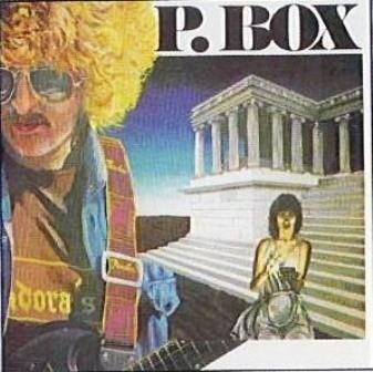 Pandora's Box - P. Box 1981