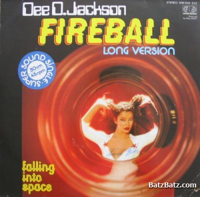 Dee D. Jackson - Fireball (Vinyl, 12'') (1979)
