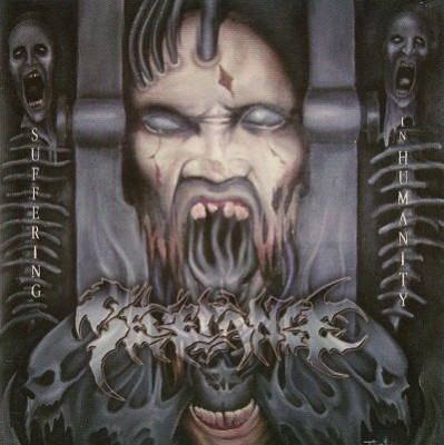 Severance - Suffering in Humanity (2006)