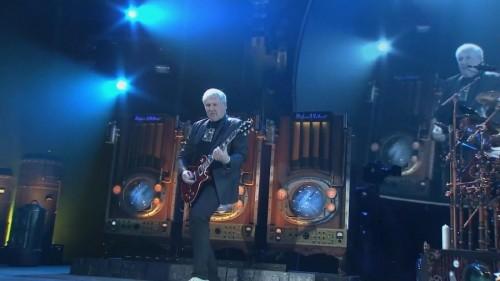 Rush - Time Machine: Live In Cleveland 2011 [BDRip 1080p]