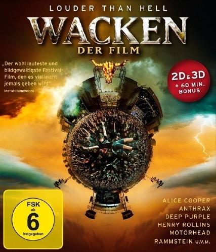 Wacken - Louder Than Hell:  Der Film 2014 [BDRip 1080p]