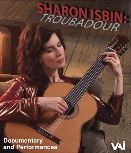 Sharon Isbin - Troubadour: Documetary & Performances (2015) [BDRip 720p]