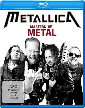 Metallica - Masters Of Metal (2015) [BDRip 1080p]