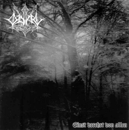 Odal - Einst Verehrt Von Allen (EP) 2003