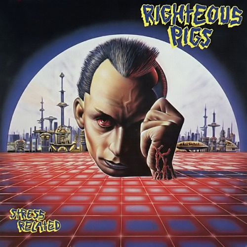 Righteous Pigs - Stress Related (1990, Re-released 2011)