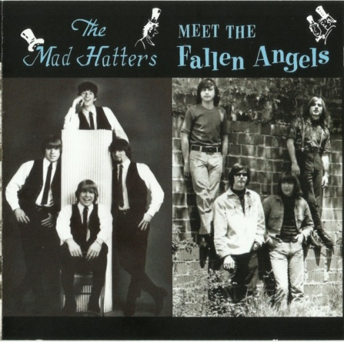 The Mad Hatters Meet The Fallen Angels (1965-66) (2012) Lossless