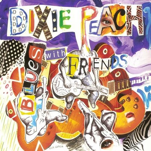 Dixie Peach - Blues With Friends (2013)