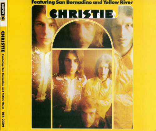 Christie - Christie (Featuring San Bernadino And Yellow River) (1970) (Repertoire RES 2304 ©2005) Lossless