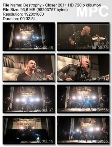 Destrophy - Closer 2011