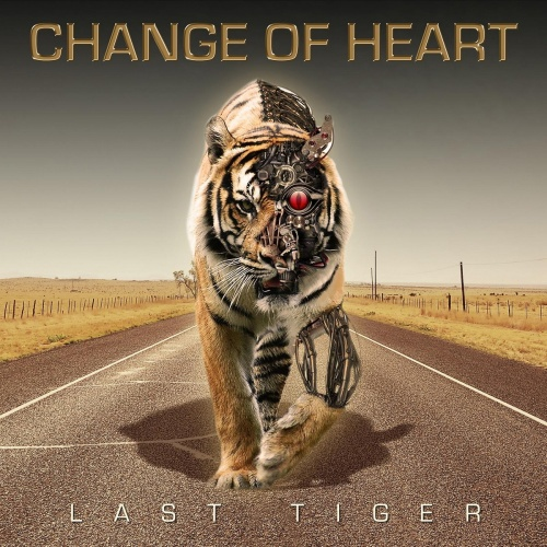 Change Of Heart - Last Tiger 2016 (Lossless + Mp3)