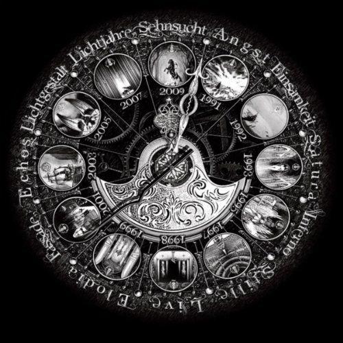 Lacrimosa - Schattenspiel 2010 (2CD)