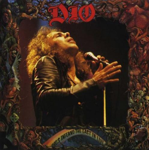 Dio - Dio's Inferno: The Last In Live 1998
