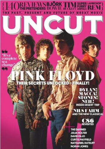 Журнал Uncut - December 2016