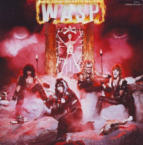W.A.S.P. - W.A.S.P. 1984 (Lossless+Mp3)