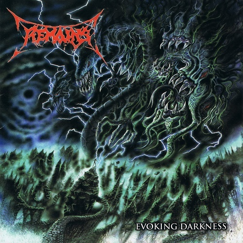 Remains - Evoking Darkness (Limited Edition) 2015