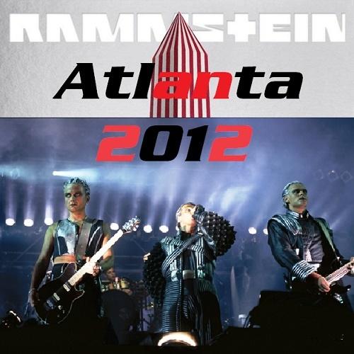Rammstein - Live at Atlanta (Phillips Arena) [2CD] 2012