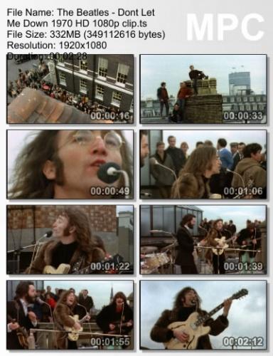 The Beatles - Don't Let Me Down 1970