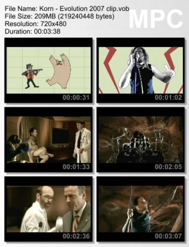 Korn - Evolution 2007