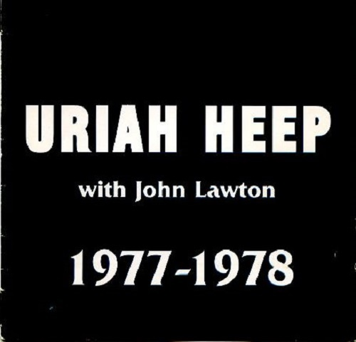 Uriah Heep - Uriah Heep with John Lawton (1977-78)