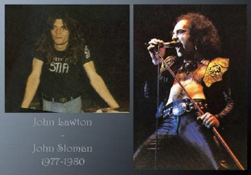 Uriah Heep - Lawton-Sloman 77-80 (1980) (Bootleg)