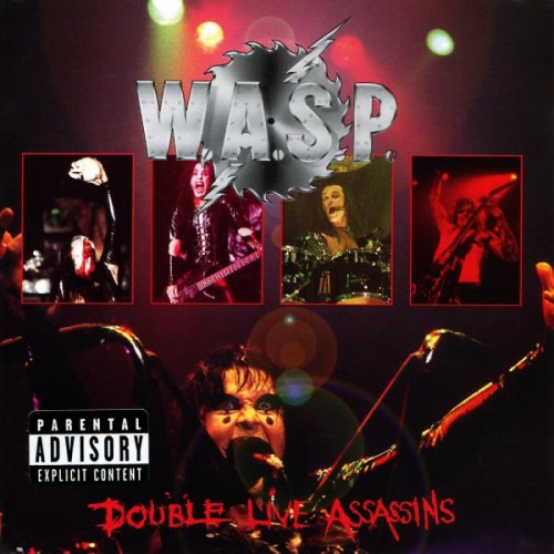 W.A.S.P. - Double Live Assassins (2CD) 1998 (Lossless+Mp3)