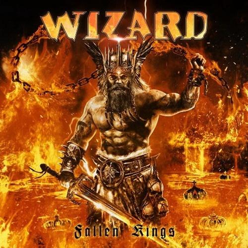 Wizard - Fallen Kings (Limited Edition) 2017