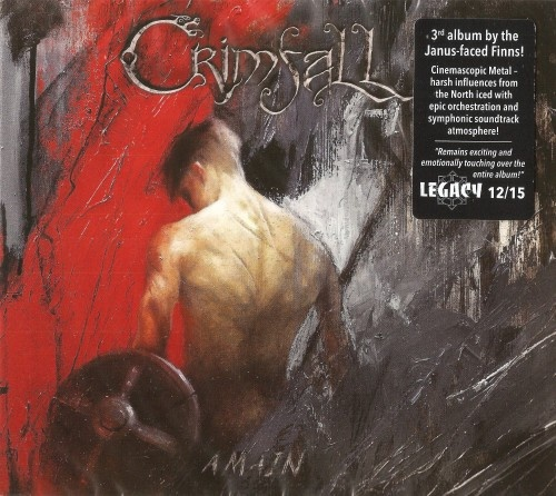 Crimfall - Amain (Limited Edition) 2017 (Lossless + Mp3)