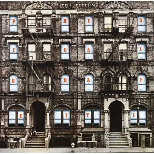 Led Zeppelin - Physical Graffiti 1975 (40th Anniversary Deluxe Edition 2015)