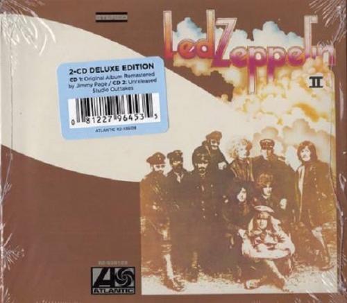 Led Zeppelin - Led Zeppelin II 1969 (2CD Deluxe Edition 2014)