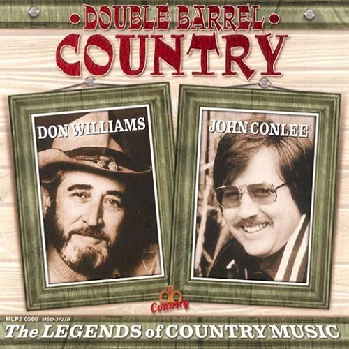 Don Williams & John Conlee - The Legeds Of Country Music (1999)