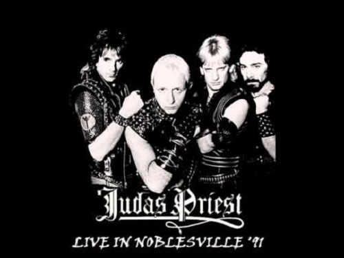Judas Priest - Live In Noblesville 1991 (2009)
