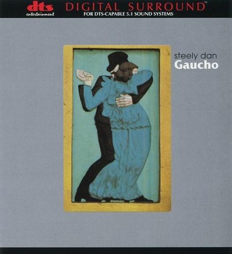 Steely Dan - Gaucho [DTS] (1998)