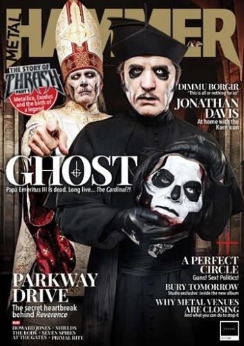 Журнал Metal Hammer UK - June 2018