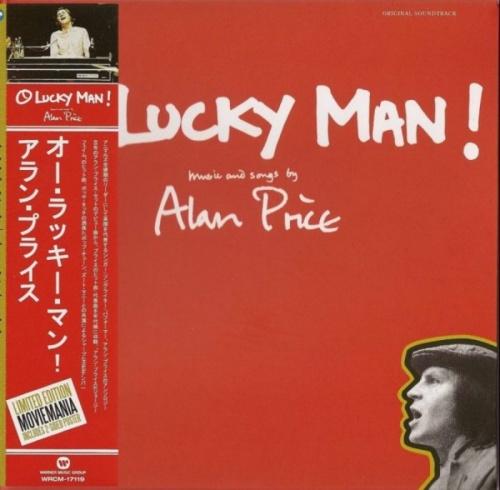 Alan Price - O! Lucky Man (Original Soundtrack, 1973) (Japan Special Edition, 2009) Lossless