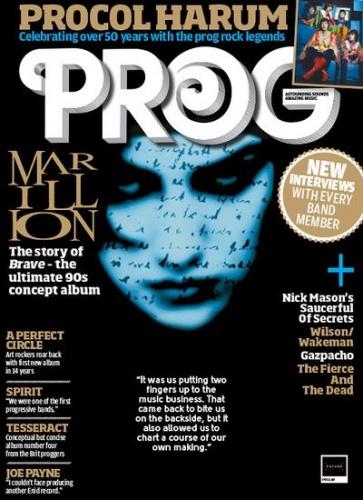 Журнал Prog - May 2018