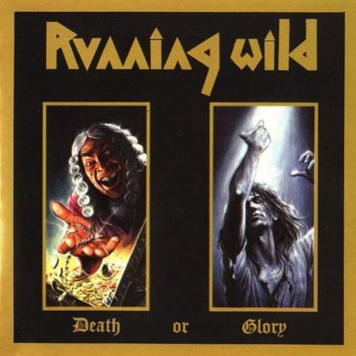 Running Wild - Death Or Glory 1989