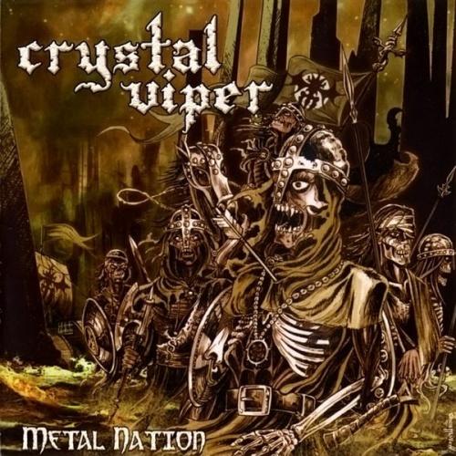 Crystal Viper - Metal Nation 2009