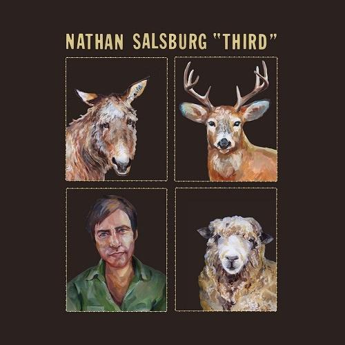 Nathan Salsburg - Third (2018)
