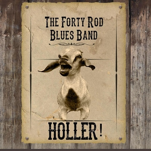The Forty Rod Blues Band - Holler! (2018)