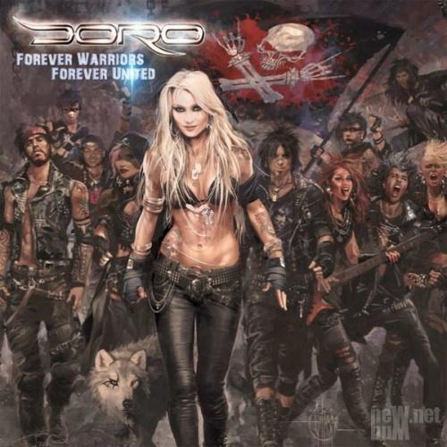 Doro - Forever Warriors, Forever United 2018