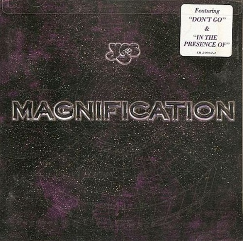 Yes - Magnification (2001) (LOSSLESS)