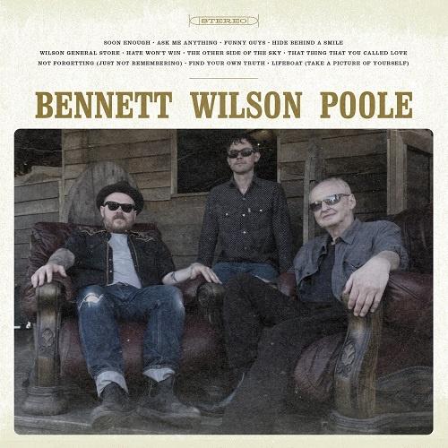 Bennett Wilson Poole - Bennett Wilson Poole (2018) (Lossless + MP3)