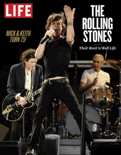 Журнал Life Bookazines - The Rolling Stones 2018
