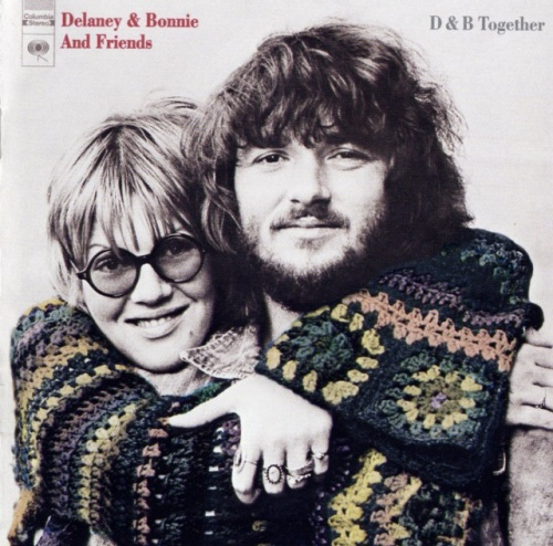 Delaney & Bonnie And Friends - D&B Together (1972) (2003) Lossless