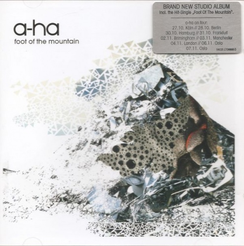 A-ha - Foot Of The Mountain (2009) (LOSSLESS)