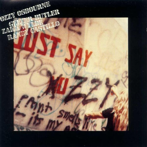 Ozzy Osbourne - Just Say Ozzy 1990