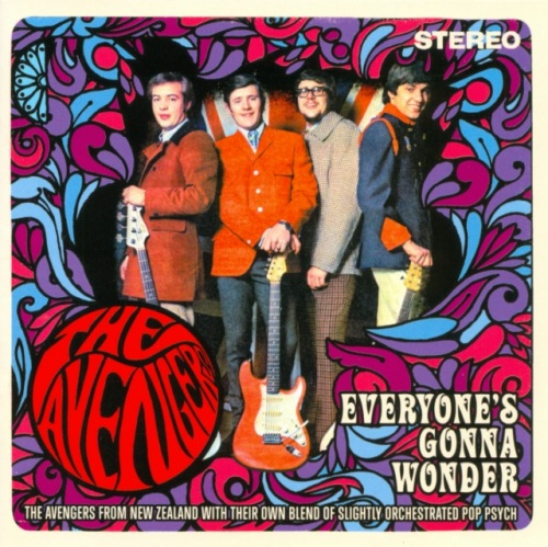 The Avengers - Everyone's Gonna Wonder (1967-69) [2016] Lossless