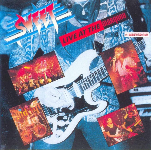 The Sweet - Live At The Marquee (1989) Lossless
