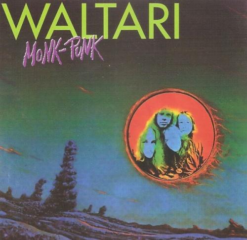 Waltari - Monk-Punk (1991) (LOSSLESS)